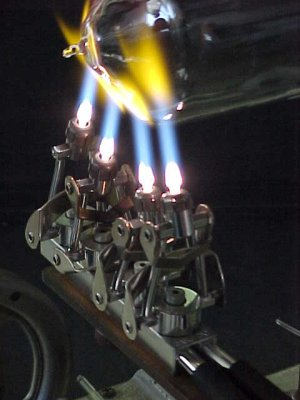 The Scientific Glassblowing Learning Center Burners And