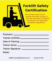 11212012 clarification of osha safety requirements between a forklift training certification card yelopaper Images