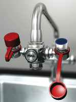 faucet mounted eye wash - Eye Wash Station Osha